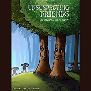 Unsuspecting Friends Audiobook
