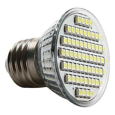 M.M E27 60-3528 Smd 3-3.5W 6000-6500K Natural White Light Led Spot Bulb (230V)