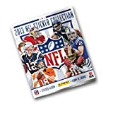 2013 Panini NFL Football Sticker Collection album (include 9 FREE stickers) by PANINI