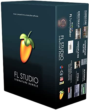 Image Line FL Studio 10 Signature Bundle