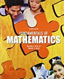 img - for Fundamentals of Mathematics book / textbook / text book