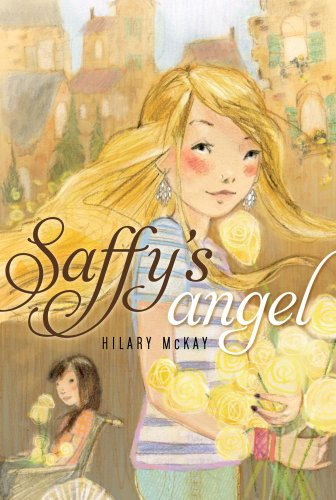 Saffy's Angel cover image
