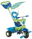 Smart Trike Fresh 146-0907 3-in-1 Tricycle Blue / Green