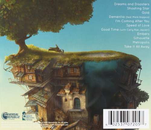 Original album cover of The Midsummer Station by Owl City