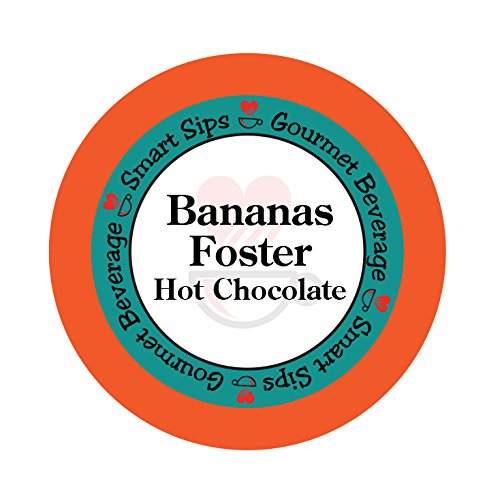 Bananas Foster Hot Chocolate, for Keurig K-cup Brewers, 24 Count (Keurig Tim Hortons Hot Chocolate compare prices)