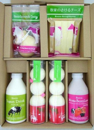 北海道 牧家 乳製品詰め合わせ2×2セット
