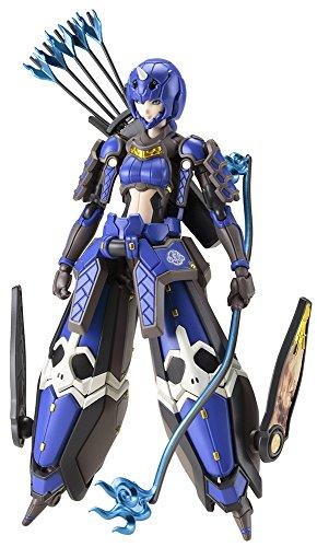 ファンタシースターオンライン2 藍鬼姫シキ 1/12スケール プラモデル -