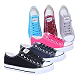 NEW STYLE!! Canvas Sneaker Best Seller - Women