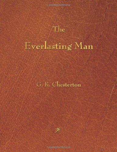 Download The Everlasting Man Book G K Chesterton Pdf Distinera