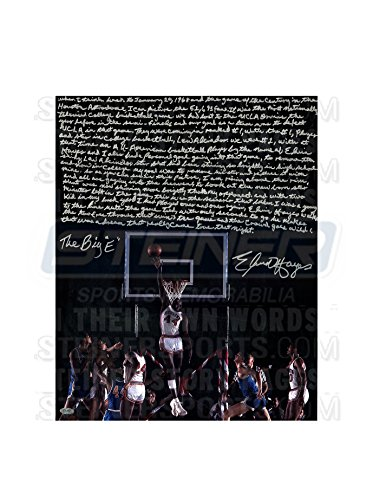 Steiner Sports Memorabilia Elvin Hayes Signed Story Photo, Multi, 20