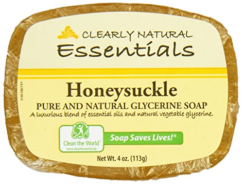 clearly-natural-glycerine-soap-bar-honeysuckle-4-oz