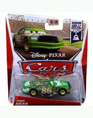 Reviews Disney Pixar Cars Movie 1 55 Die Cast Car Chick Hicks