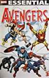 img - for By Roy Thomas Essential Avengers, Vol. 3 (Marvel Essentials) (First Edition) book / textbook / text book