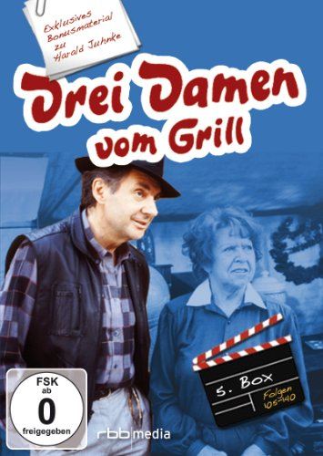 Drei Damen vom Grill - Box V (Folgen 105-140) [6 DVDs]