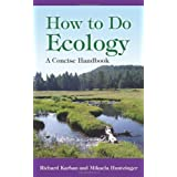 How to Do Ecology: A Concise Handbookby Richard Karban