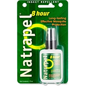 Natrapel 8 Hour Insect Repellent 1 oz. Carded