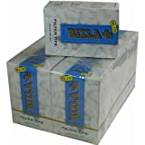 1500 RIZLA SLIM CIGARETTE FILTER TIPS 10 PACKETS - NEW