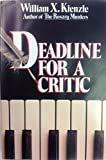 Deadline for a Critic (Father Koesler Mystery) (0836261232) by Kienzle, William X.