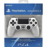 Cheapest Sony PlayStation 4 DualShock 4 Controller  Silver on PlayStation 4