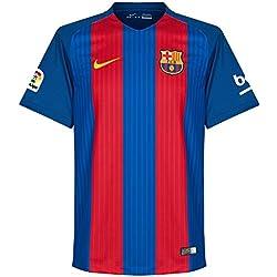 5330503eee9bd 2ª Equipación FC Barcelona 2016 2017 - Camiseta oficial Nike