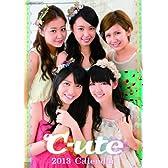℃-ute カレンダー2013年