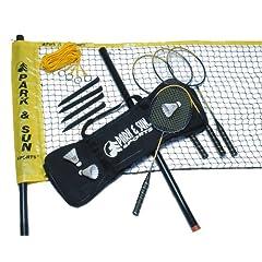 Buy Park & Sun Badminton Pro Set by Park & Sun Sports