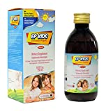 Ceregumil EP Kids pure ECHINACEA - PROPOLIS Flavonoids - VITAMIN C - FRESH ROYAL JELLY -Excellent for kids immune booster w/ Great Cherry Taste - 250mL from Fernández & Canivell, S.A.