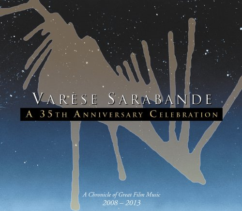 Varese Sarabande: A 35th Anniversary Celebration [4 CD] (Varese Sarabande 35 compare prices)