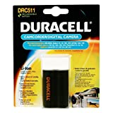 Duracell Replacement Digital Camera Battery For Canon BP-511by Duracell