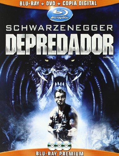 Depredador (Con Copia Digital) (Triple Play Blu-Ray + DVD) [Blu-ray]