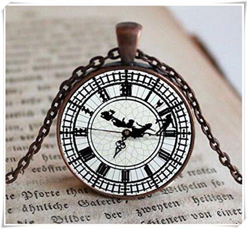 Orologio su famiglia di Peter Pan Peter Pan, collana, Fairytale