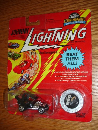 Johnny Lightning with L.M. The Challengers! T.N.T. Series 4