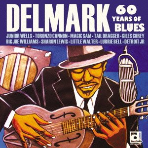 Delmark 60 Years Of Blues