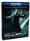 Equilibrium (SteelBook Edition) [Blu-ray + DVD]