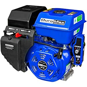 Amazon.com: DuroMax XP16HPE 16 hp Electric/Recoil Start Engine: Patio