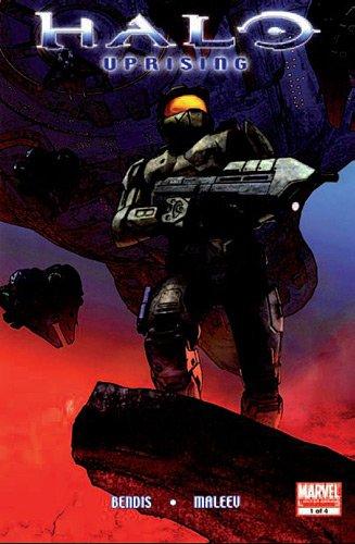 Les bandes dessinées Halo [Liste et News] 51kUSiSJ0YL._SL500_