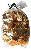 Chocolate Kennedy Half Dollar Gold Coins 100 Coins - 1 1/2 Bag