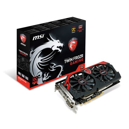 MSI R9 270X GAMING 2048 MB Black Friday & Cyber Monday 2014