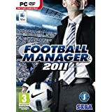 "Football Manager 2011 (PC) (DVD) [Import UK] [Windows 7 | Windows Vista]von ""Games For Windows"""