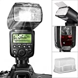 Altura Photo E-TTL Auto Focus HSS Professional Flash (APC-958X) for CANON DSLR Cameras