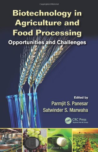 Biotechnology in Agriculture and Food Processing: Opportunities and Challenges