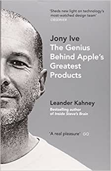 Download Jony Ive: The Genius Behind Apple's Greatest Products ebook