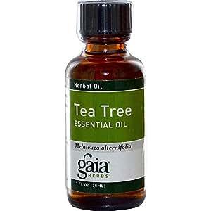Gaia Herbs Tea Tree Essential Oil -- 1 fl oz