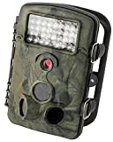 Überwachungskamera Wildkamera Fotofalle WK3 Full HD Komplett mit Speicherkarte &