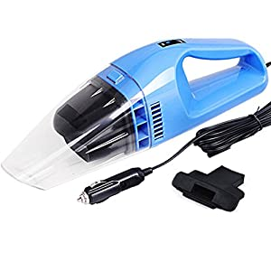 Leadtimes®12v Car Use Plug Hand Held Vacuum Cleaner Dust Catcher Car Cleaning Tools