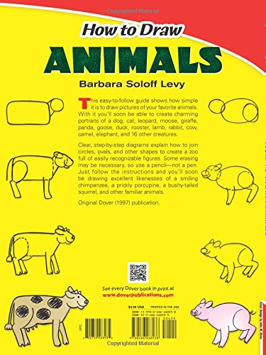 How-to-Draw-Animals-Dover-How-to-Draw