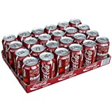 Cherry Coca-Cola can, Pack of 24, 24 x 0.33 l