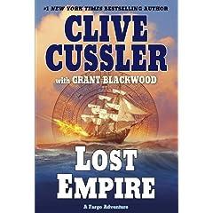 Lost Empire (Fargo Adventure) - Clive Cussler, Grant Blackwood