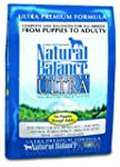Natural Balance Dry Dog Food, Ultra P...