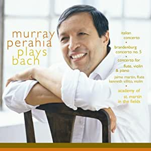 Murray Perahia Plays Bach: It